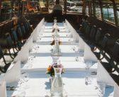 Redactie TIP: Floating & Walking dinner in Amsterdam