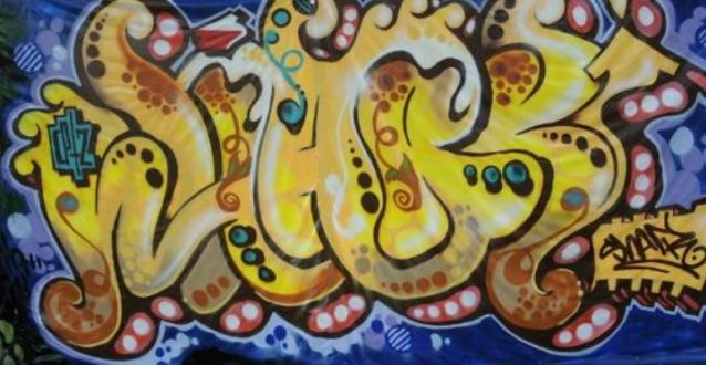 Nieuw: Creatief vergaderen met afsluitende Graffiti workshop