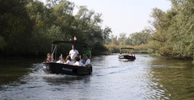 TIP van de redactie: GPS Biesbosch Sloepenchallenge – Teamuitje in de natuur