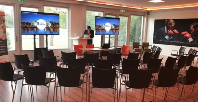 Vergaderen TIP: 8-uurs vergaderarrangement in Arnhem – Voel de Energie in Gelderland