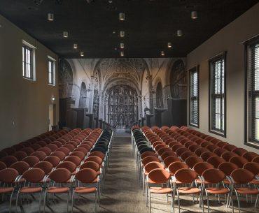 Vergaderen in een voormalig Kloosterhotel in Brabant