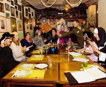 Feest TIP: Moord spel diner in Rotterdam – Wie heeft het gedaan?