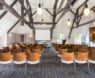 Vergader in een voormalig klooster nabij Utrecht voor uw dag bijeenkomst
