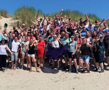Nieuw: Teambuilding in Scheveningen – Strand Spektakel en 3-gangen diner