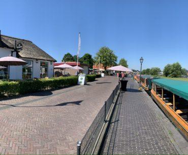 Compleet dagje uit in Giethoorn – varen, fietsen en boogschieten